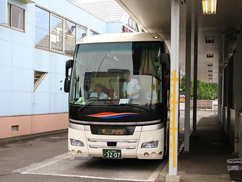 京浜急行バス「エディ号」吉野川系統 3207 品川バスターミナル到着