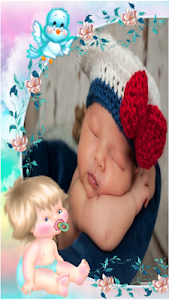 Kids And Baby Photo Frames screenshot 0