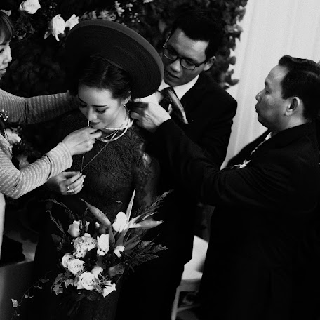 Wedding photographer Trung Dinh (ruxatphotography). Photo of 25.12.2017