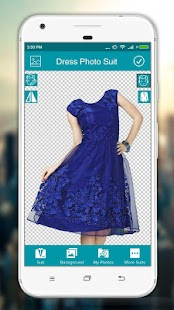 Dress Photo Editor - náhled