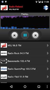RADIO FINLAND screenshot 0