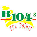 B104.3 The Point KVGB-FM icon
