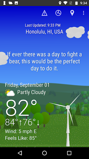 What The Forecast?!! Apk apps 1