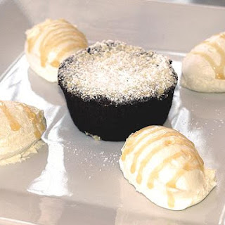 Honeyed Chocolate Lava Cake