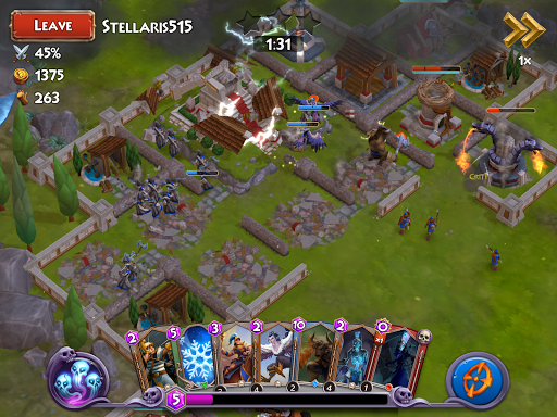 Anvil: War of Heroes  screenshots 12