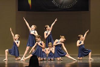 Photo: Stage Shot!  Reflection- lyrical group