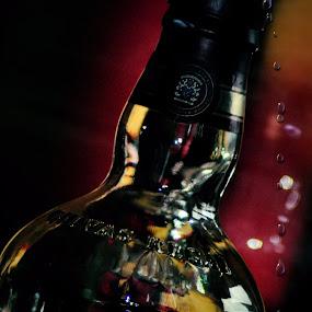 Chivas Regal by Rony Nofrianto - Food & Drink Alcohol & Drinks ( alcohol, glass, chivas regal, bottle, drinks )
