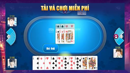Tien Len Mien Nam - tlmn  gameplay | by HackJr.Pw 3