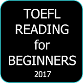 Toefl IBT Reading for Beginner