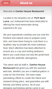 Canton House Restaurant- screenshot thumbnail