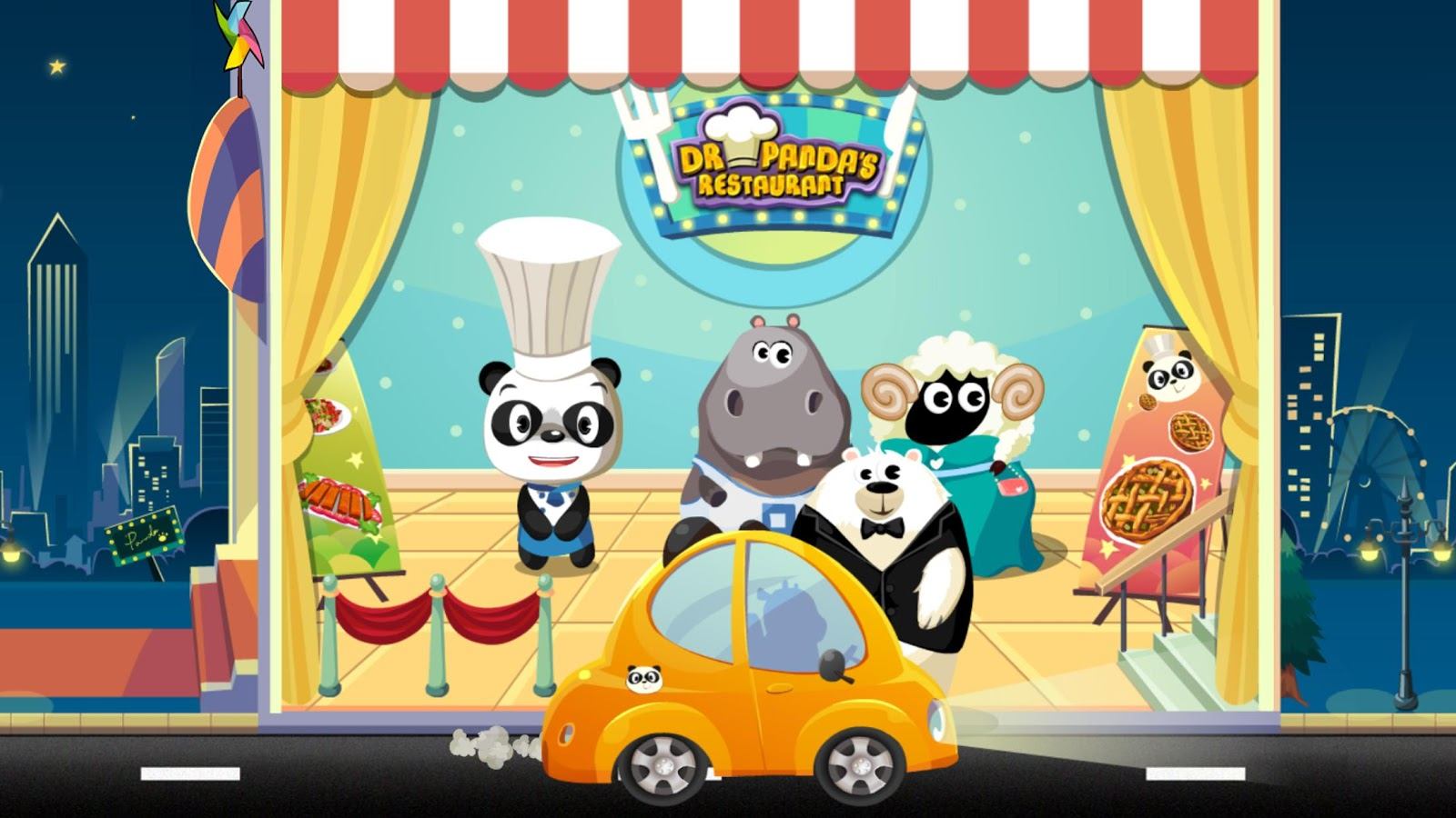 Dr. Panda Restaurant- screenshot