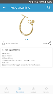 Mary Jewellery- screenshot thumbnail