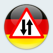 Traffic and road signs Germany