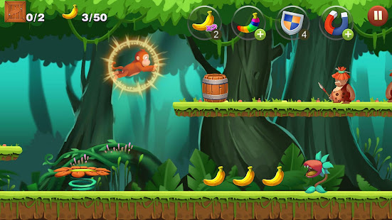 Game Jungle Monkey Run APK for Windows Phone