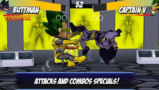 玩免費動作APP|下載超级英雄格斗游戏 app不用錢|硬是要APP