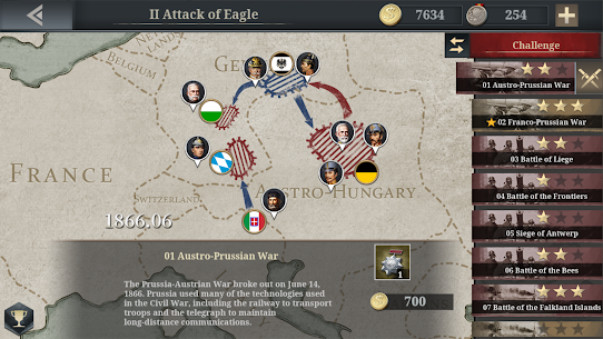 European War 6: 1914 Mod Apk Download For Android and Iphone 6