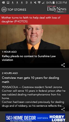 NWF Daily News, FWB, Florida  screenshots 3