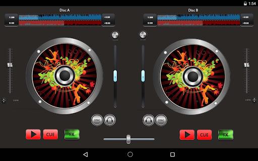 Music Mixer DJ Studio
