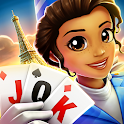 Destination Solitaire - Fun Puzzle Card Games! icon