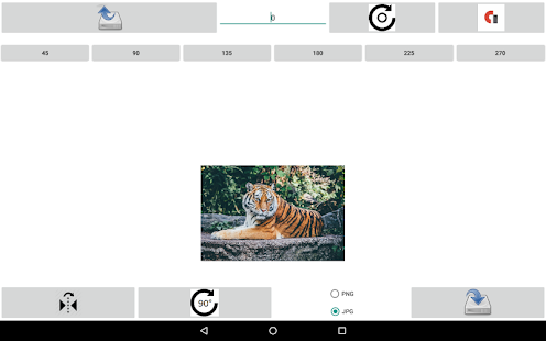 App 360 Image Rotator / Photo Turner / Picture Flipper APK for Windows Phone