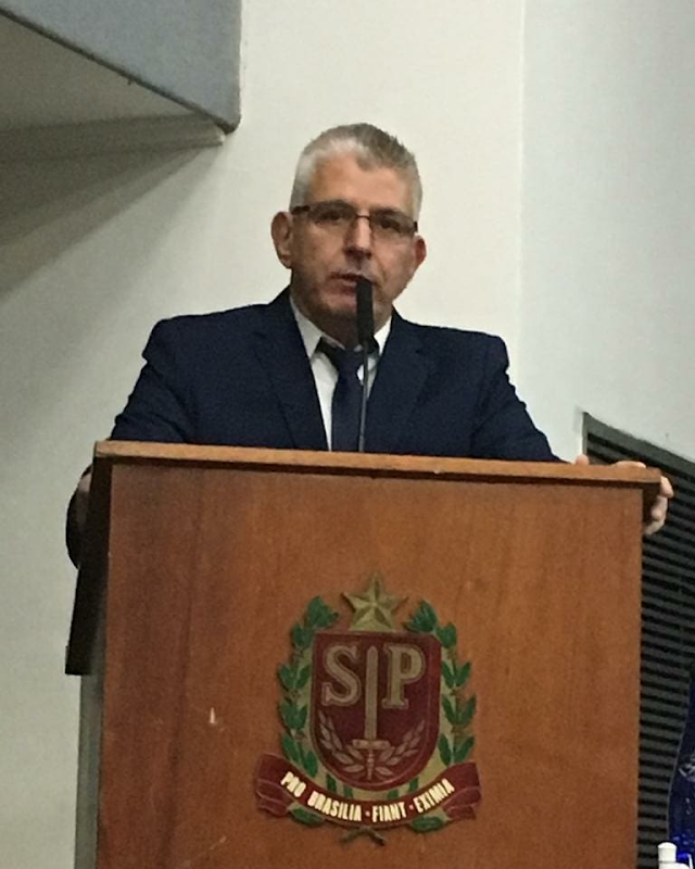 PROFESSOR DA UNIFSP FOI HOMENAGEADO NA ASSEMBLÉIA LEGISLATIVA SP