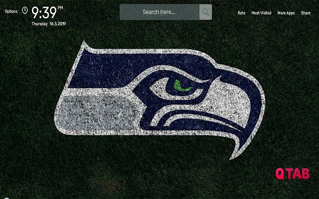 NFL Seattle Seahawks Wallpapers HD Theme
