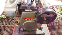 Kubota  Diesel motor