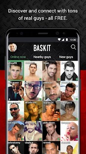 BASKIT Gay video chat, dating & social networking- screenshot thumbnail