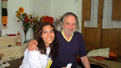 Photo: ¡Cuantas historias bonitas junto a Swami que nos contaste Alberto, SAIGRACIAS!