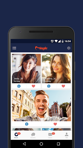Mingle - Online Dating App to Chat & Meet People  screenshots 1