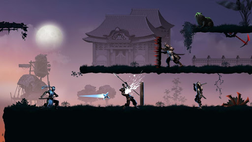 Ninja warrior: legend of shadow fighting games apkmr screenshots 2