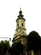 Photo: Saborna Orthodox Church.  Belgrade.