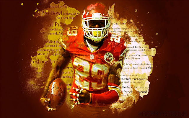 Eric Berry Themes & New Tab