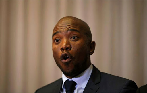 DA leader Mmusi Maimane has lashed out at Andile Mngxitama over his comments on killing white people.