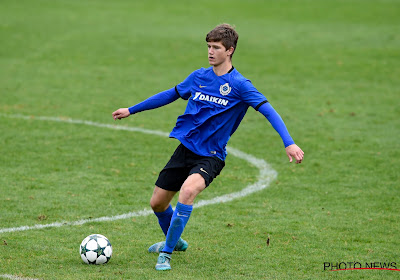 Anton Tanghe maakt voortaan deel uit van de A-kern van KV Oostende