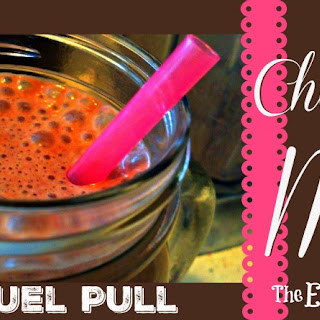 Rich, Creamy Chocolate Milk--A THM FP Drink