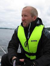 Photo: Petteristä tuli H-veneilijä kurssin jälkeen.