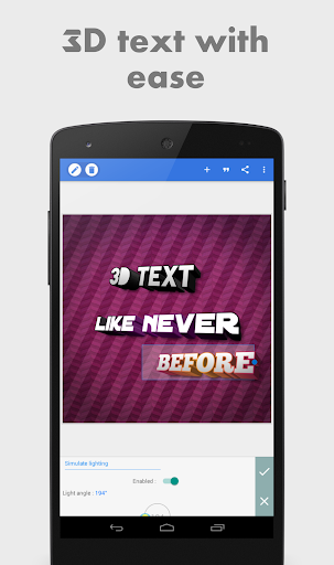 PixelLab – Text on pictures v1.8.1 [Ad Free]