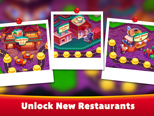 Asian Cooking Star: Crazy Restaurant Cooking Games apkpoly screenshots 12