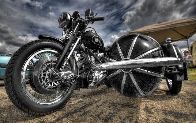 Motorcycle - New Tab in HD
