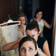 Wedding photographer Damiano Tomasin (DamianoTomasin). Photo of 05.10.2016
