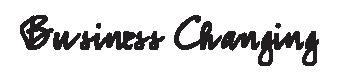 Business Changing Logo