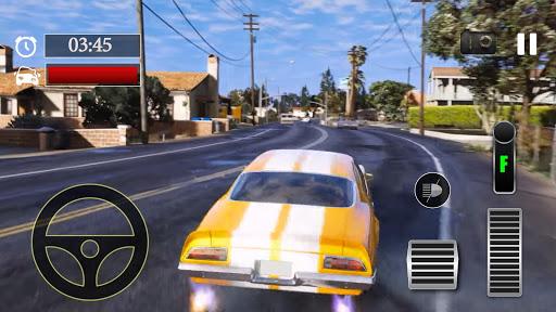 Car Parking Pontiac Firebird Simulator screenshot 2