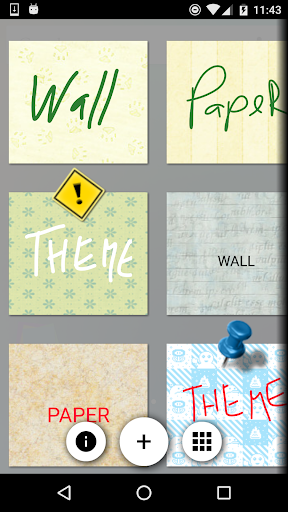 Sticky Notes Theme Wallpaper
