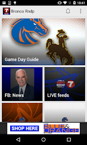 Boise State Bronco Roundup screenshot 0