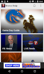 Boise State Bronco Roundup- screenshot thumbnail