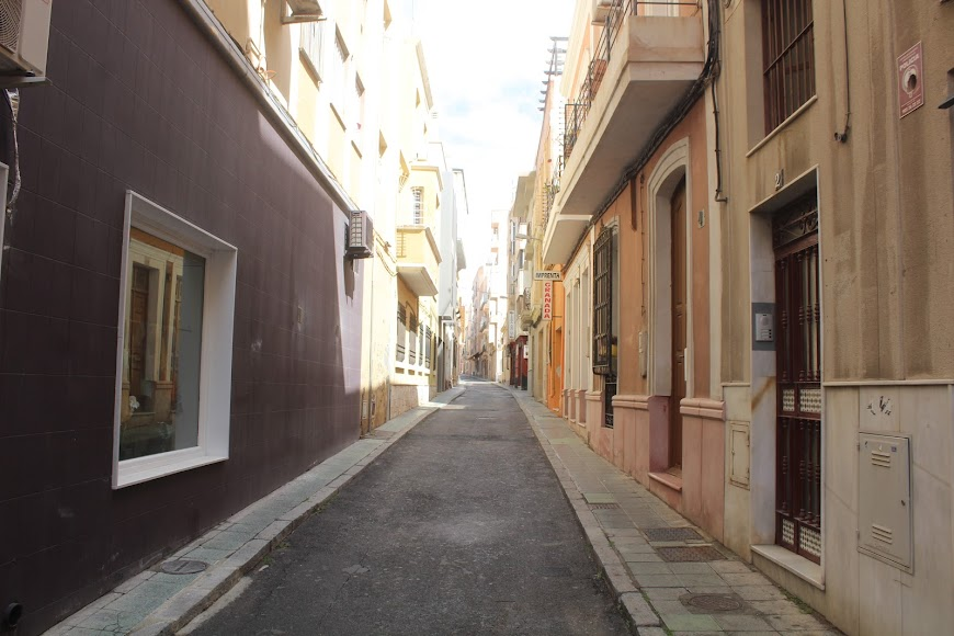 Calle Cruces.