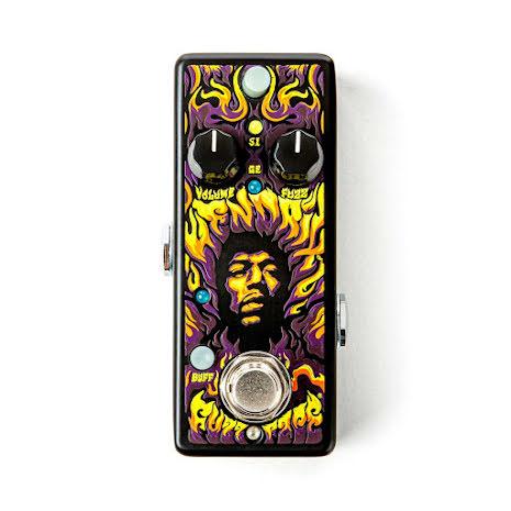 MXR JHW1 Jimi Hendrix Fuzz Face Mini