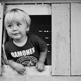 Rebel Without a Cause by Dejan Ilijic - Babies & Children Children Candids