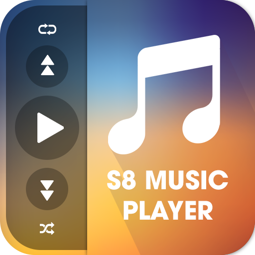 Music Player Style Samsung S8 - S8 Music Player